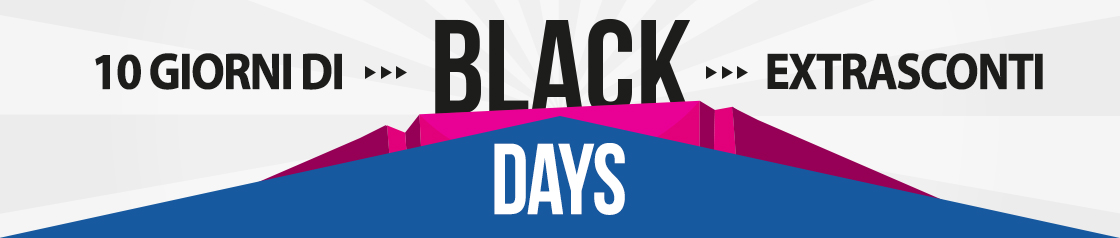 BLACK DAYS DARIPA