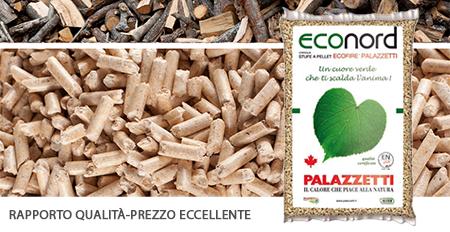 Prezzo pellet Lecce, Brindisi e Taranto