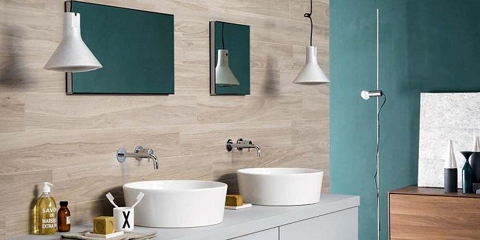 La scelta dei pavimenti e dei rivestimenti per il bagno - Piastrelle bagno legno ...