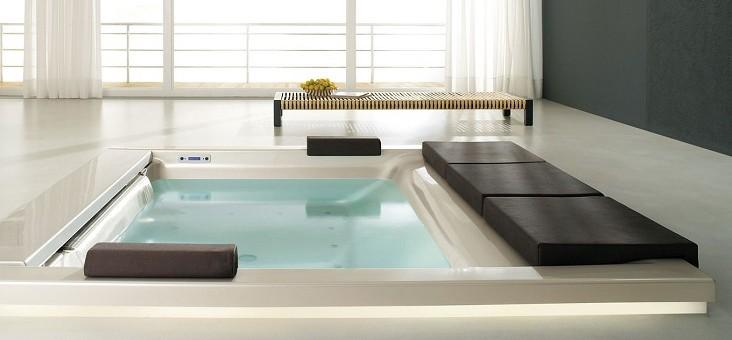 Benessere in bagno: i benefit dell'idromassaggio