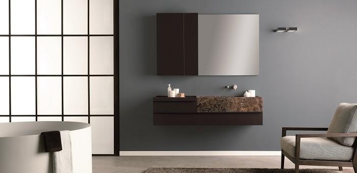 Nuove tendenze d' arredo bagno: spazio al colore