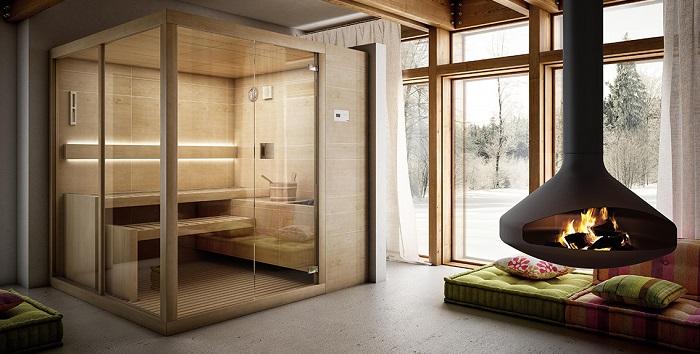 I benefici apportati dalla sauna daripa lecce for Costo della costruzione di una sauna domestica