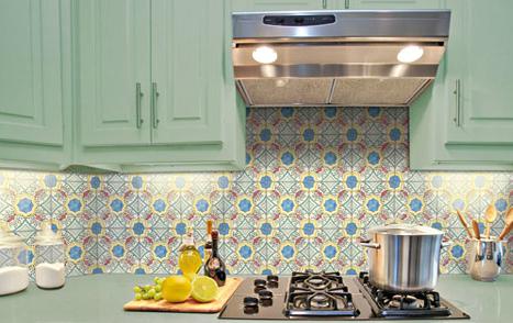 Rivestimenti e piastrelle in cucina guida alla scelta giusta - Piastrelle in maiolica ...