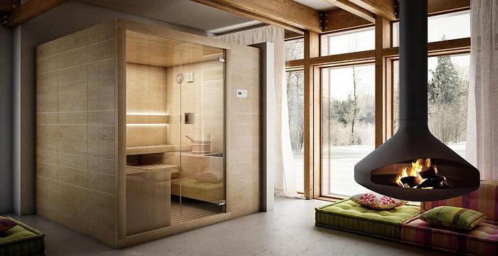 Costruire una piccola spa domestica i nostri suggerimenti - Costo sauna per casa ...