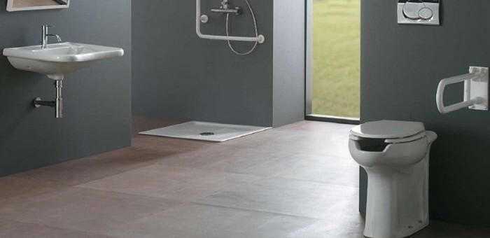 Comodo e sicuro: il bagno per anziani e disabili