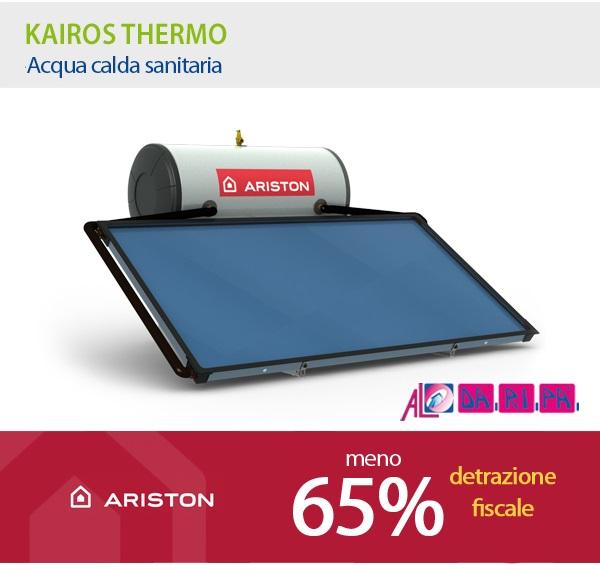 Pannello Solare Kairos : Kairos thermo hf sistema solare a circolazione naturale lecce
