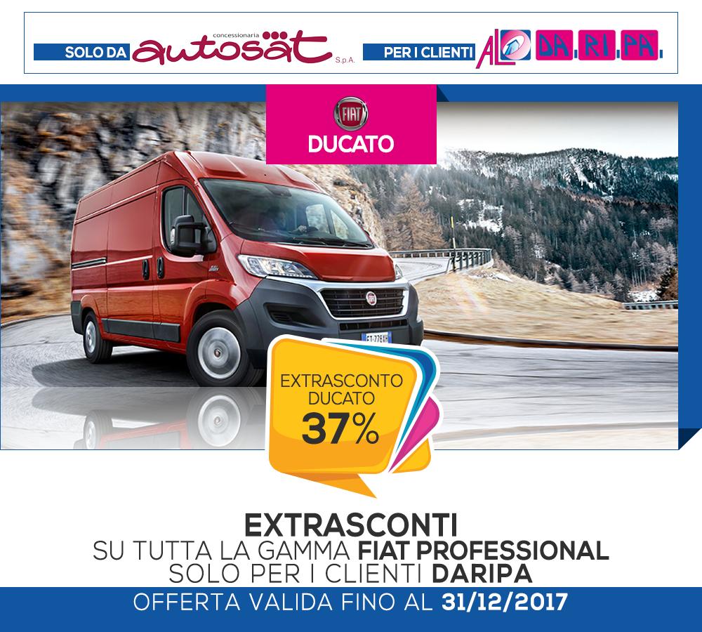 promozione daripa autosat ducato 2017