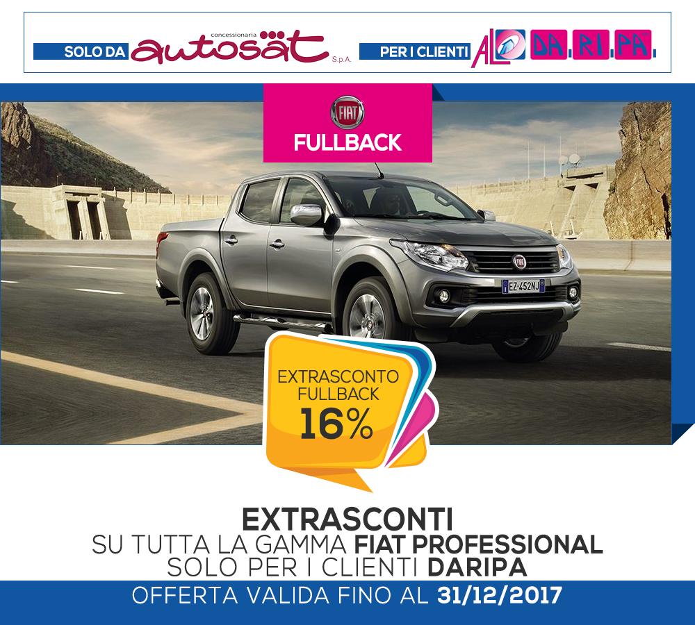 promozione daripa autosat fullback 2017