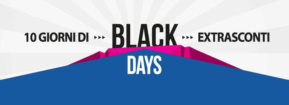 BLACK DAYS DARIPA