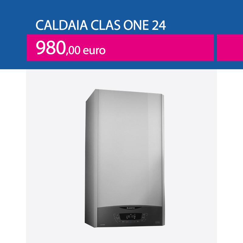 caldaia ariston clas one 24