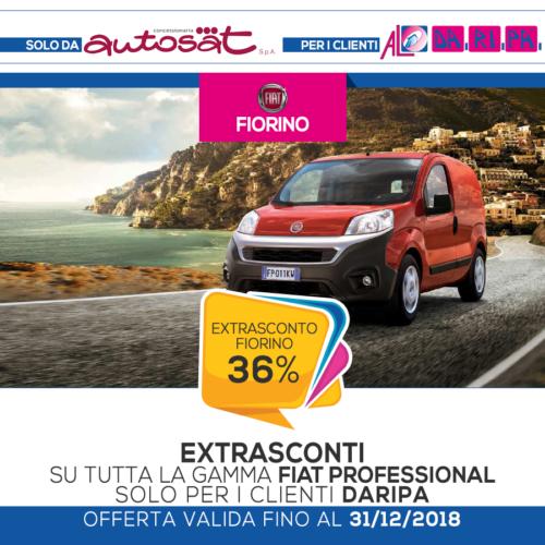 promozione Daripa Fiat Fiorino