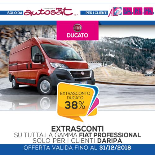 promozione Daripa Fiat Ducato