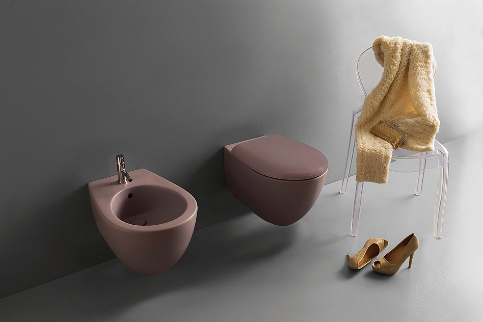bagno di colore Globo
