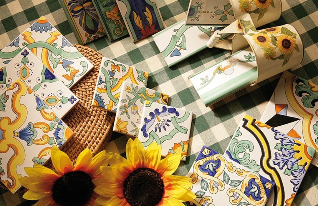 giovanni de maio ceramica artistica vietrese daripa lecce