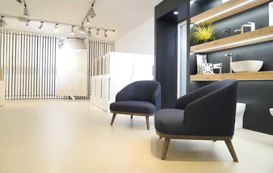 showroom arredo bagno rivestimenti e pavimenti a lecce e provincia