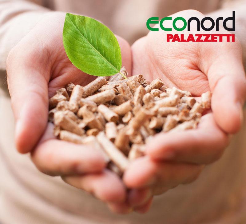 pellet canadase di alta qualità econord a lecce broindisi e taranto